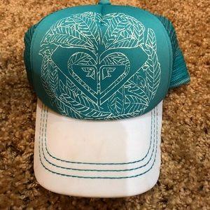 Cute Roxy trucker hat